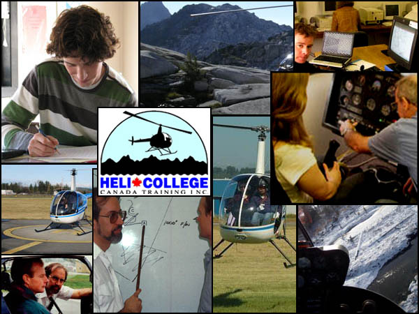 Heli-College Canada Training Inc. company